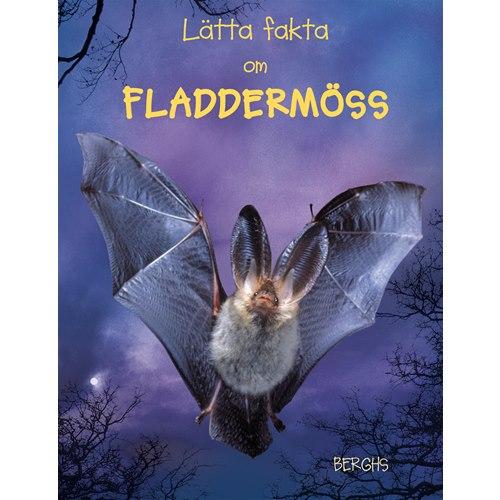 """Lätta fakta om fladdermöss - ett exempel på vad man kan hitta i länkkategorin """"Böcker"""""""