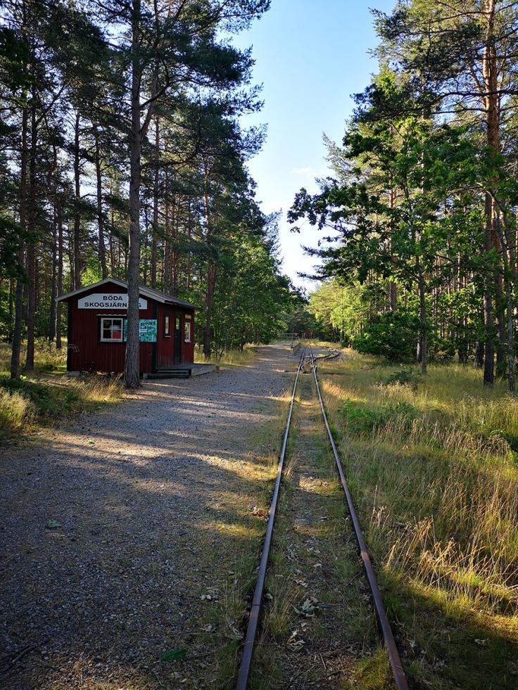 Passa på att åka på museijärnvägen till Fagerrör?